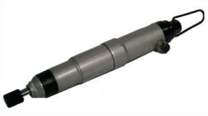 "1/4"" Industrial  Push-Start & Button Reverse Air Shut-Off Adjustable Torque screwdriver"