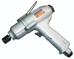 "1/4"" Heavy Duty Two Hammer Mechanism Air Impact Screwdriver"