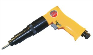 "1/4"" Heavy Duty Adjustable Clutch Type Air Screwdriver"
