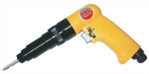 "1/4"" Heavy Duty Internal Adjustable Clutch Type Air Screwdriver"