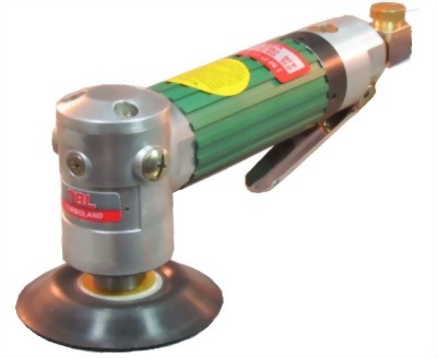 "3"" Heavy Duty Air Angle Polisher With Rear Exhaust"