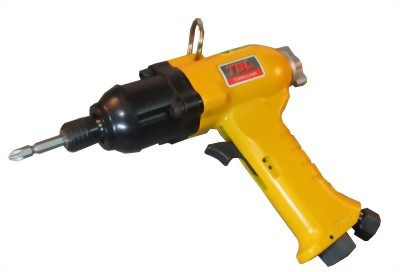 """1/4"""" Heavy Duty Pistol Type Two Hammer Mechanism Air Impact Screwdriver/Wrench"""