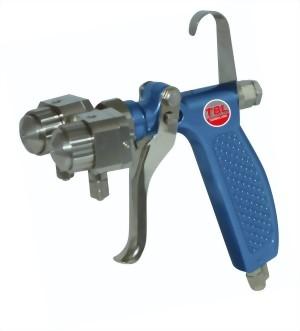 Double Head Air Spray Gun