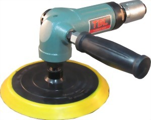 """7"""" Industrial Lever(Roll) Type Throttle Angle Sander"""