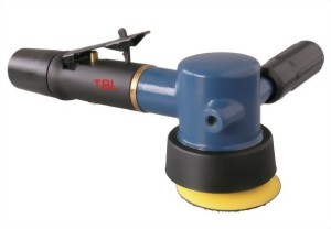 "3"" Heavy Duty Air Angle Random Orbital Sander"