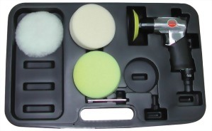 "3"" Mini Air Polisher Kit"