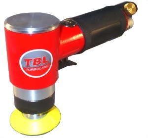 """Professional Gear Type Angle Air Polisher With 3"""" Pad"""