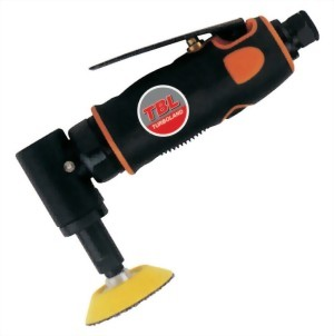 "Composite Industrial Air Angle Sander With 2"" Pad"