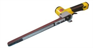 13x610mm Heavy Duty Air Belt Sander With Silencer
