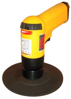 0.45Hp Industrial Composite Pistol Type Air High Speed Sander With Pad