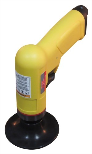 """0.22Hp 105 Degree Industrial Pistol Type Air Sander With 3"""" Rubber Pad"""