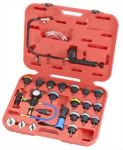 High Quality 26 Pcs Cooling System Leakage Tester and Vacuum Type Coolant Refilling Kits