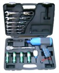 "15Pcs 1/2"" Industrial Car-Repairing Tool Kit"