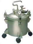 2 1/2 Gallon Pressure Feed Paint Tank