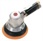 "Super Duty Self Vacuum Gear Action Random Orbital Sander With 5""/6"" Pad"