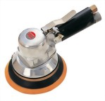 "Heavy Duty Self Vacuum Type Random Orbital Sander With 5""/6"" Pad"