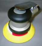 "Industrial 5mm LP Random Orbital Sander With 5"" Pad"