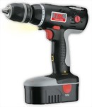 "18V 1/2"" Professional Cordless Drill With Keyless Chuck"