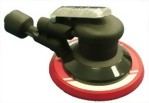 "Composite Industrial Self Vacuum Type Random Orbital Sander With 6"" Velcro/Hook Face Pad"