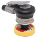 "Industrial Buffer/Polisher And Rotary Sander With 3"" Vinyl/ Hook Face Pad"