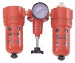 "1/4"";3/8"";1/2"" Air Filter; Regulator;Lubricator"