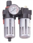 "3/8"" AIR FILTER& REGULATOR +LUBRICATOR"