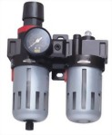 "1/2"" AIR FILTER &REGULATOR + LUBRICATOR"