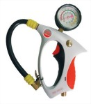 Composite Body 3 In 1 Tire Inflator Gauge
