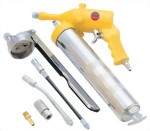 400 CC Air Grease Gun With 6 Pcs Accessories