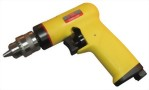 "0.22Hp 1/4"" Industrial Two Gear Mechanism Mini Reversible Air Drill"