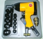 "17 Pcs 1/2"" Air Impact Wrench Kit"