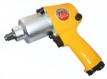 "1/2"" Heavy Duty Twin Hammer Mechanism Air Impact Wrench With Handle Exhaust)"