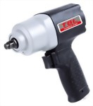 "3/8""/1/2"" Industrial Composite Twin Hammer Mechanism Air Impact Wrench"