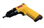 "0.45Hp 3/8""(Sq.) Industrial Composite Pistol Type Two Hammer Mechanism Air Impact Screwdriver(Wrench)"