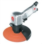 "5"" High Speed Sander With Iron Guard"
