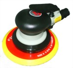 "Composite Industrial Central Vacuum Type Random Orbital Sander With 5""/6"" Pad"