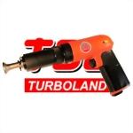 Vibration-Damped Air Hammer /Air Rivetting Hammer