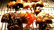 令果嫩肉串燒