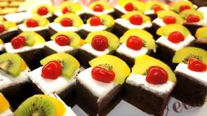 加栗諾 - 甜點區