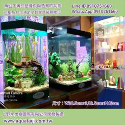 水太極壓克力魚缸 - 造型魚缸推薦、特殊魚缸推薦、藝術魚缸推薦