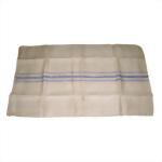 Jute Bag (blue stripe)