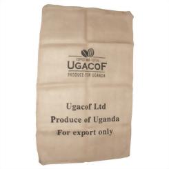 Jute bag with printing