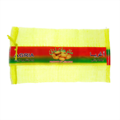 potato mesh bag with printing