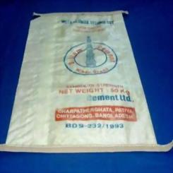 VS002 PP/Kraft Paper Cement Bag Packs 50kg Cement