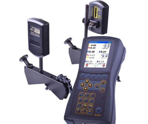 qb-701全無線雷射對心儀