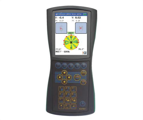 雷射幾何校正系統