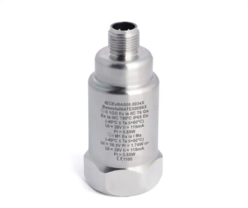 4-20mA對應mm/sec RMS輸出