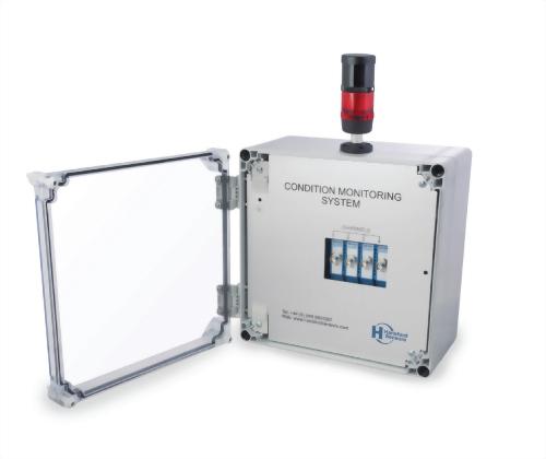 傳送器控制配線箱