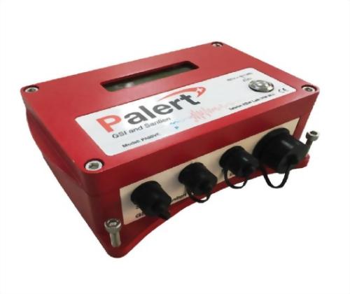 地震P波感測儀