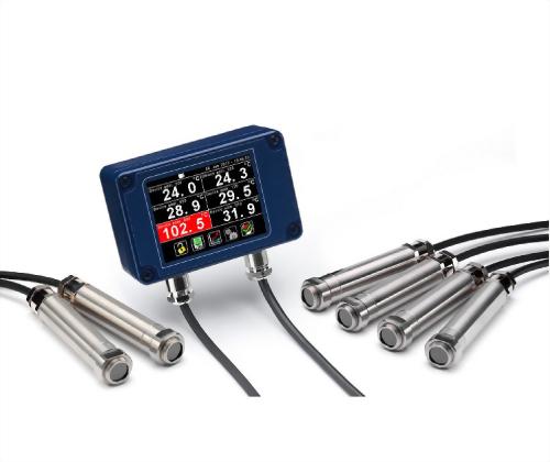 非接觸式紅外線溫度感測器
